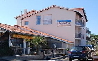 Résidence Plage Centrale à Hossegor