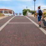 Accès vers la plage nord de Vieux-Boucau-les-Bains