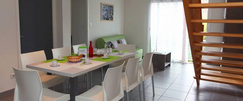 Appartement de vacances Lagocéan à Vieux-Boucau
