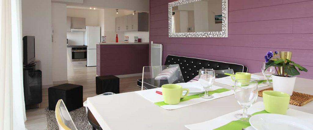 Appartement T3 Résidence Plage Centrale Hossegor
