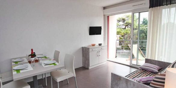 Appartement T2 Cabine