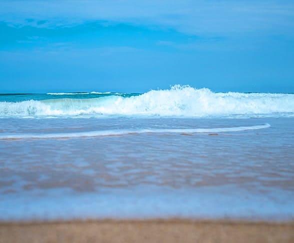 location de vacances landes vue plage