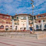 Commerces et restaurants près de la résidence plage centrale