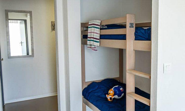 Cabine t2 cabine résidence plage centrale