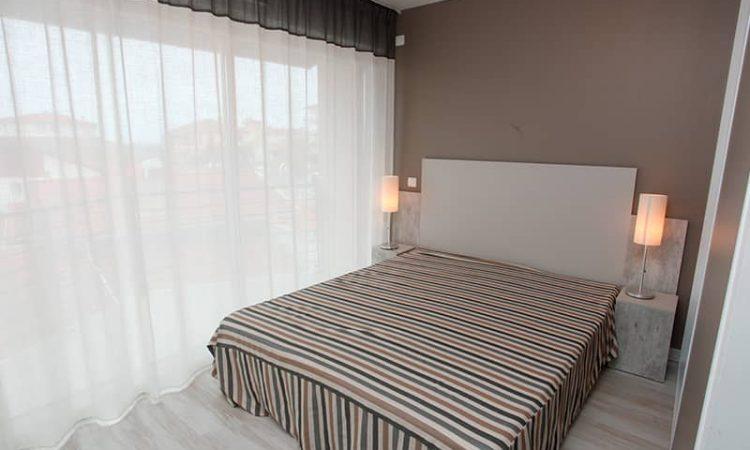 Chambre double t3 prestige résidence plage centrale