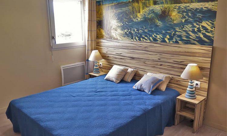 Chambre t2 résidence les sables d'or