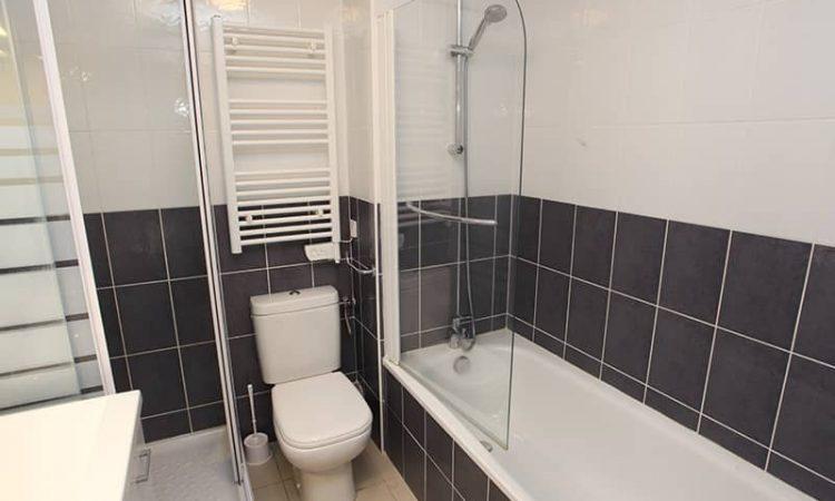 Salle de bain t3 prestige résidence plage centrale