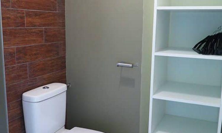 Toilettes studio résidence les sables d'or