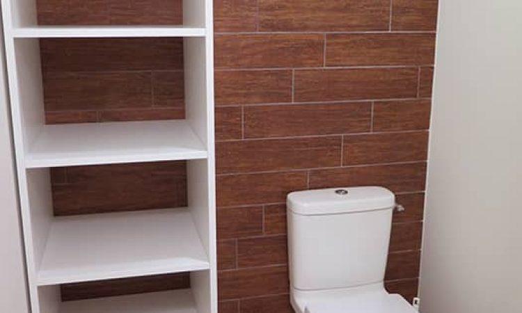 Toilettes t4 résidence les sables d'or